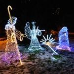 Świetlana Święta Rodzina w Lesku