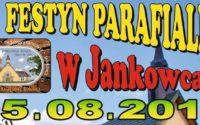 IX festyn parafialny w Jankowcach już w niedzielę!