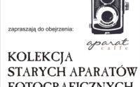 Wystawa: Kolekcja Starych Aparatów Fotograficznych w BDK