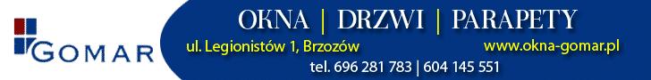 Gomar - producent okien i drzwi, Brzozów - 26092019