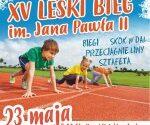 23 maja bieg Lesko