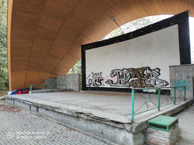 Amfiteatr Lesko