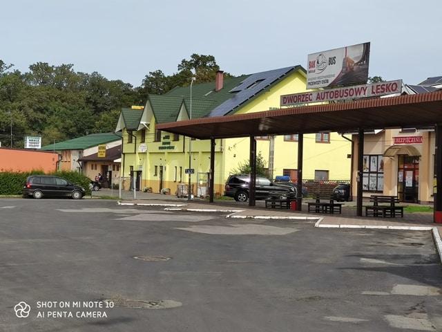 Dworzec Lesko