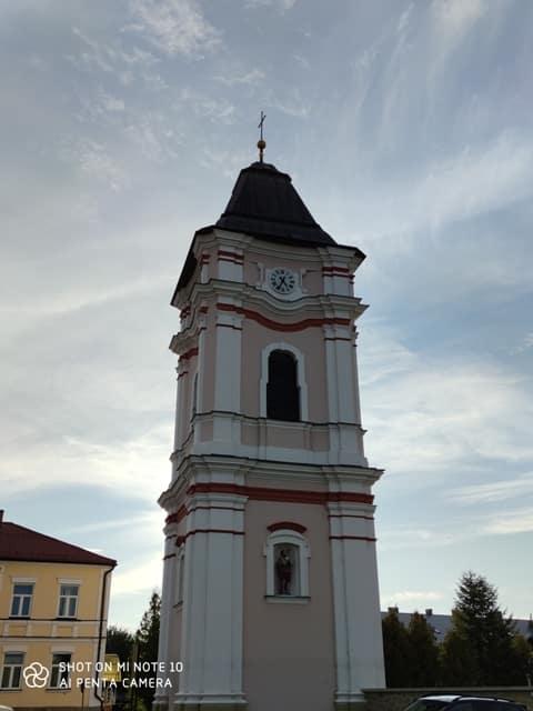 Dzwonnica Lesko