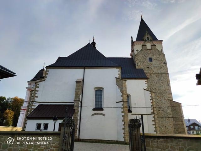 Kościół Lesko