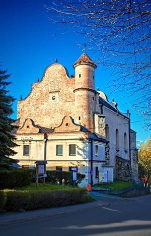 Synagoga w Lesku. Kirkut