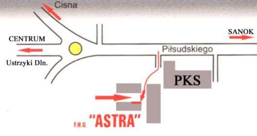 Astra Sklep Lesko części samochodowe